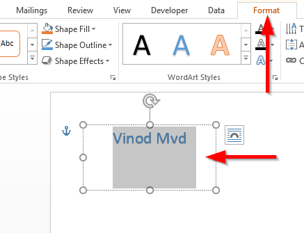 How to rotate flip or mirror text in word 2016 document pages 2015 08 25 232921 document1 word ccuart Choice Image