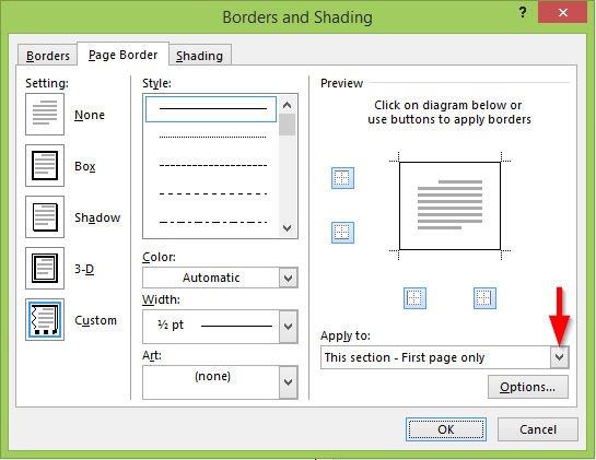 - borders and shades in excel 2010how to add a page border word 2013 ...