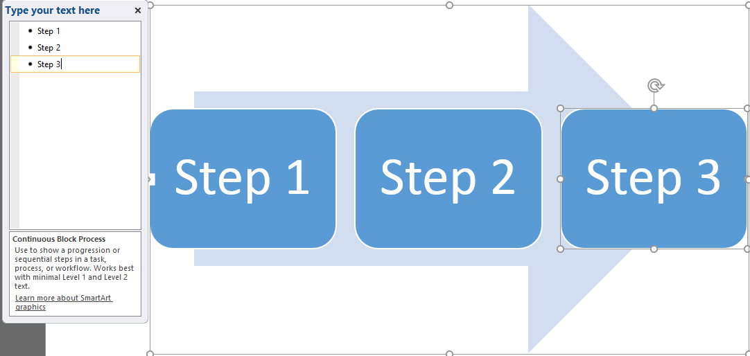 How to create a flow chart in Office Word 2016? | EasyTweaks.com