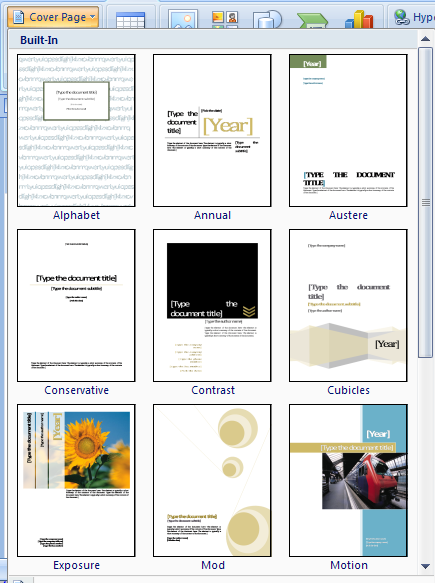 word document cover page templates radiovkmtk