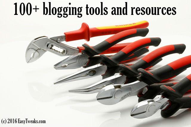 Blogging Toolkit