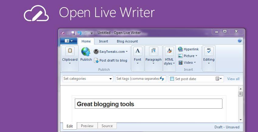 open-live-writer