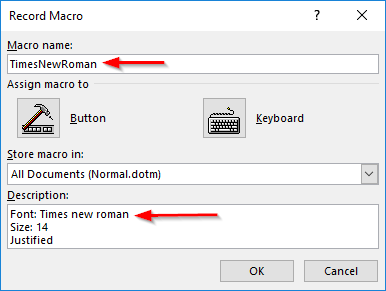 How to create macros in Microsoft Word 2019 and 2016